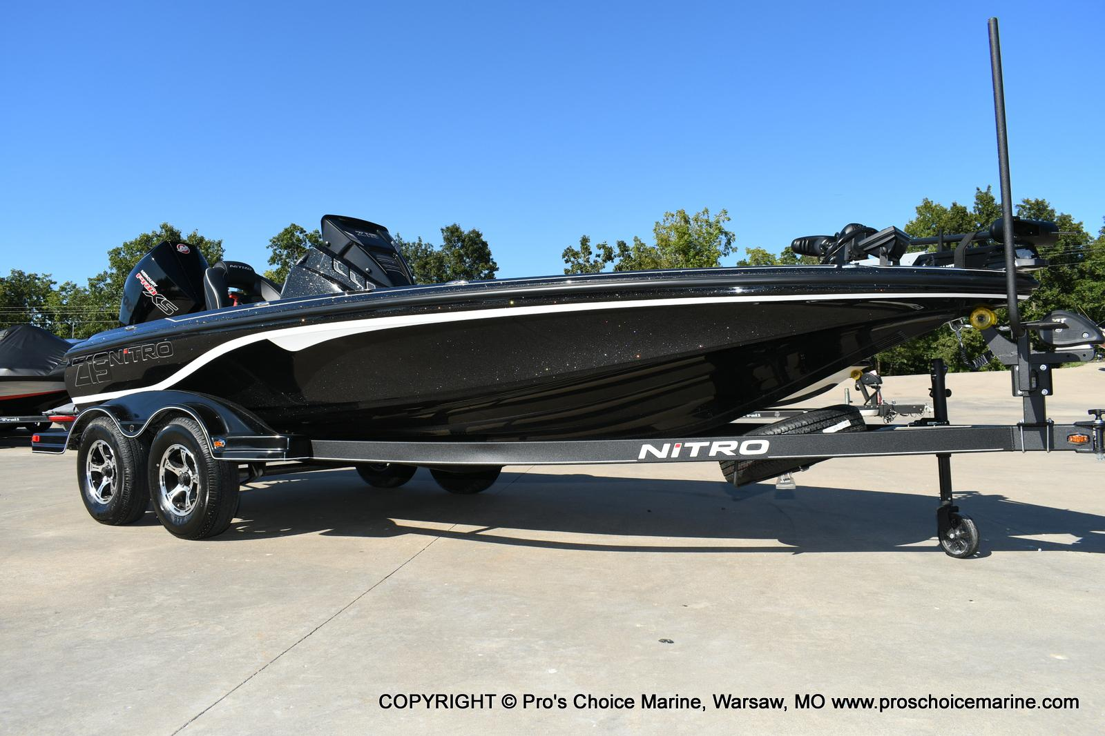 2020 Nitro boat for sale, model of the boat is Z19 pro package & Image # 1 of 50