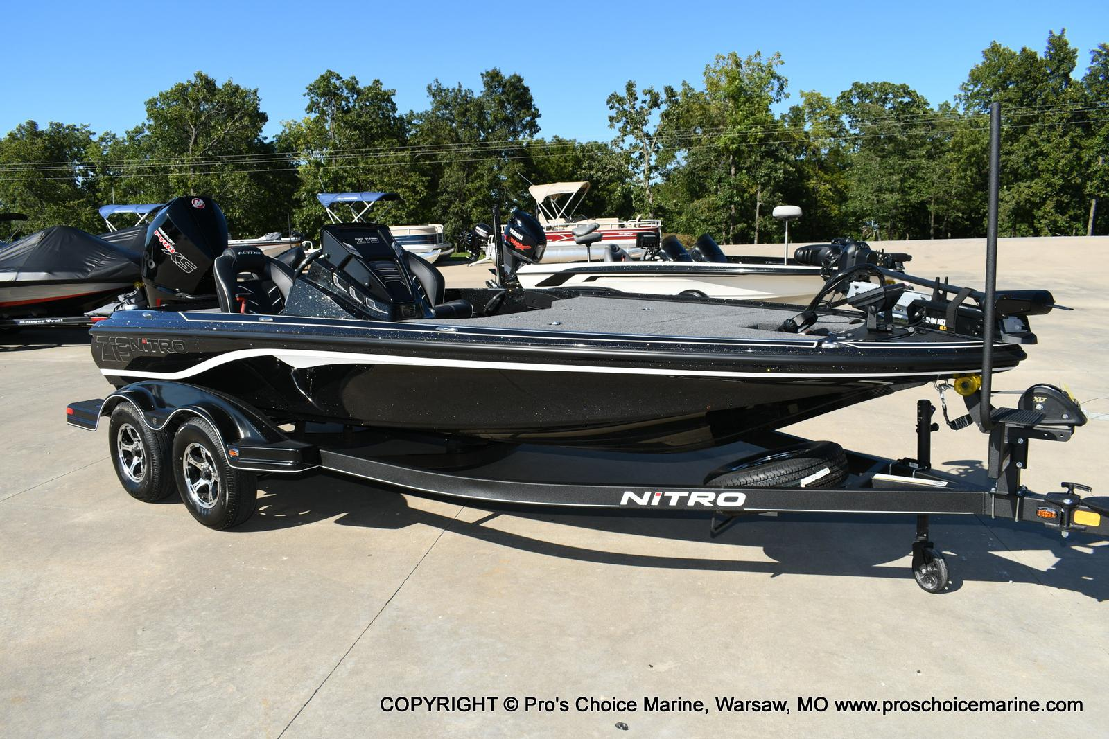 2020 Nitro boat for sale, model of the boat is Z19 pro package & Image # 14 of 50