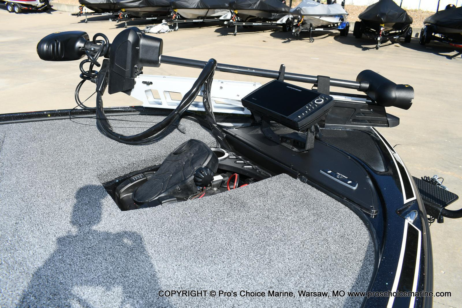2020 Nitro boat for sale, model of the boat is Z19 pro package & Image # 18 of 50