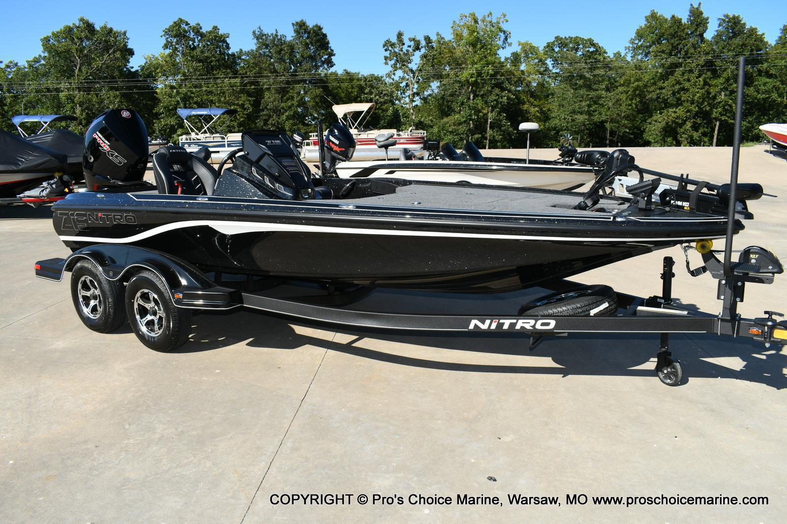 2020 Nitro boat for sale, model of the boat is Z19 pro package & Image # 2 of 50