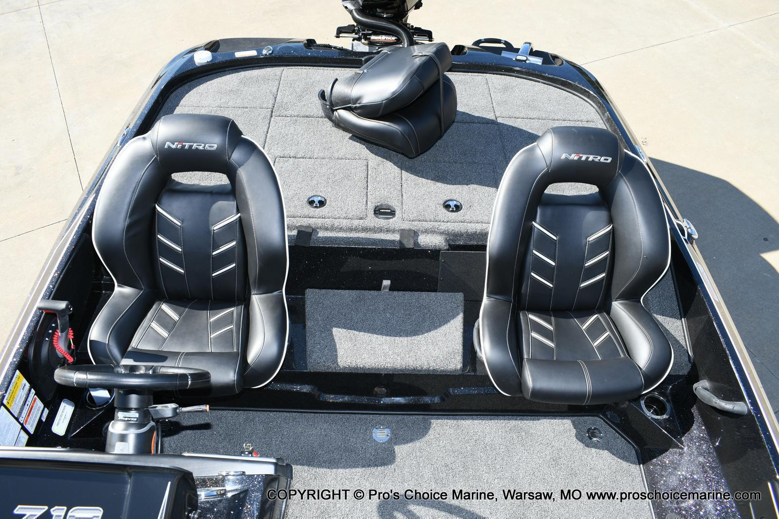 2020 Nitro boat for sale, model of the boat is Z19 pro package & Image # 20 of 50