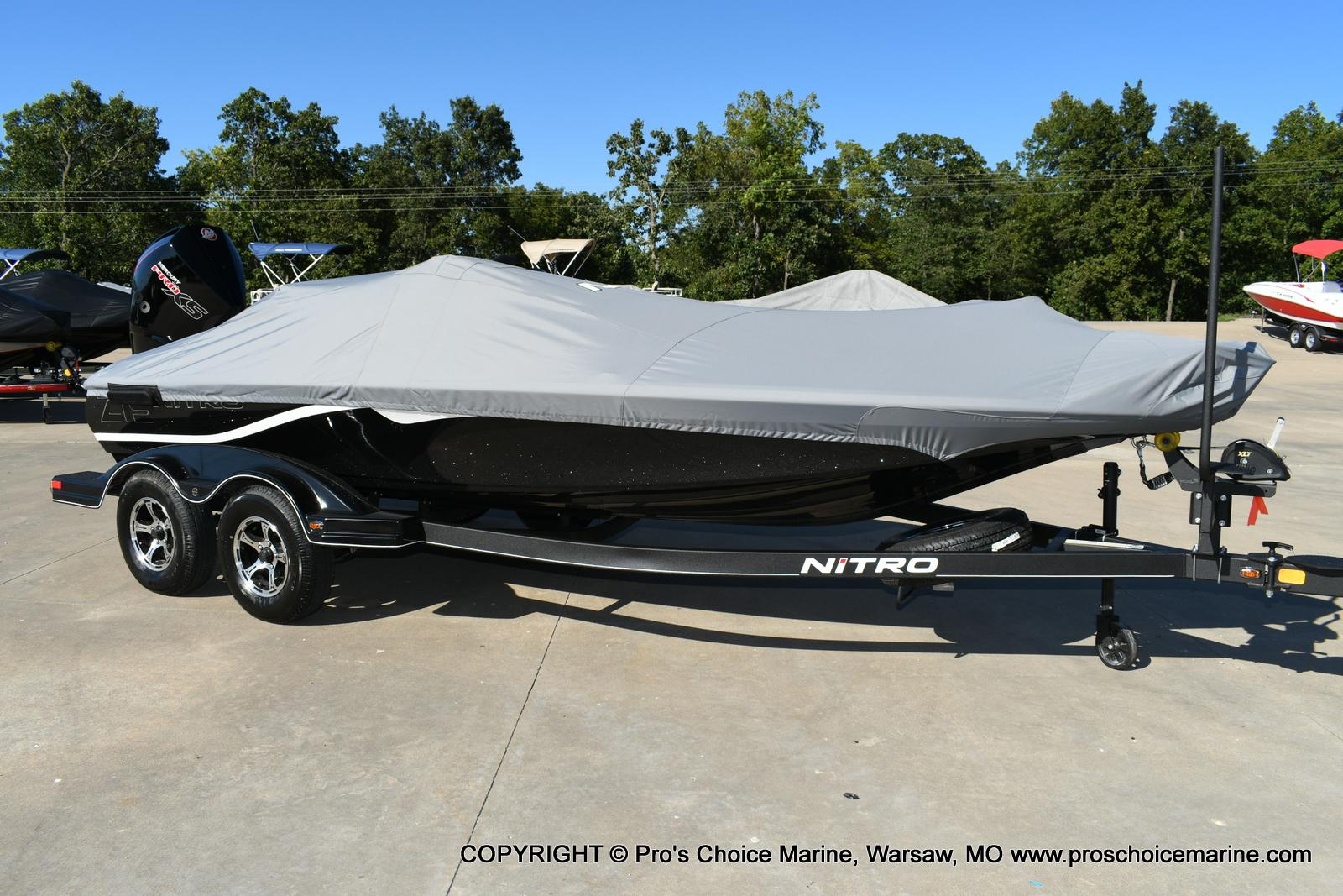 2020 Nitro boat for sale, model of the boat is Z19 pro package & Image # 27 of 50