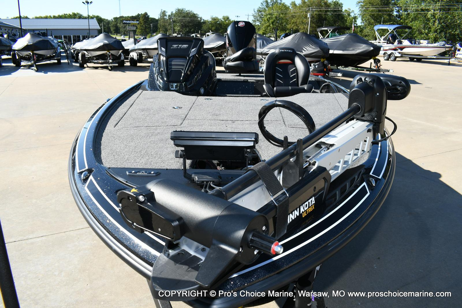 2020 Nitro boat for sale, model of the boat is Z19 pro package & Image # 28 of 50