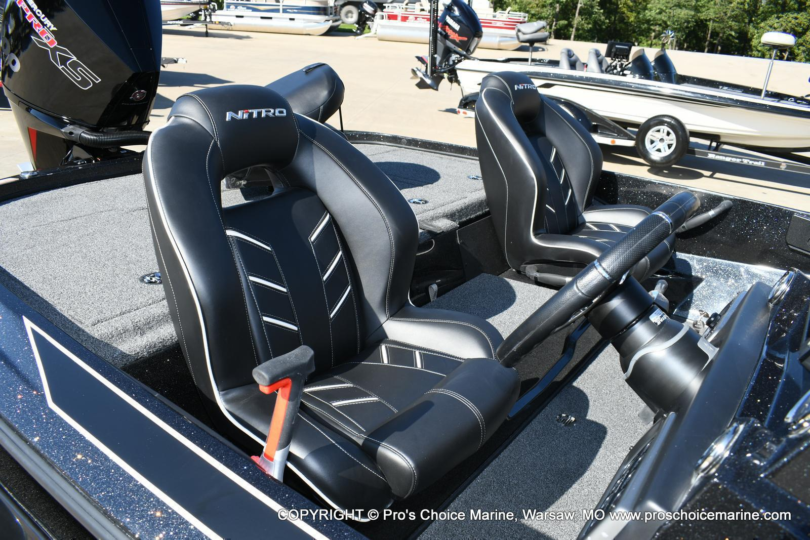 2020 Nitro boat for sale, model of the boat is Z19 pro package & Image # 38 of 50