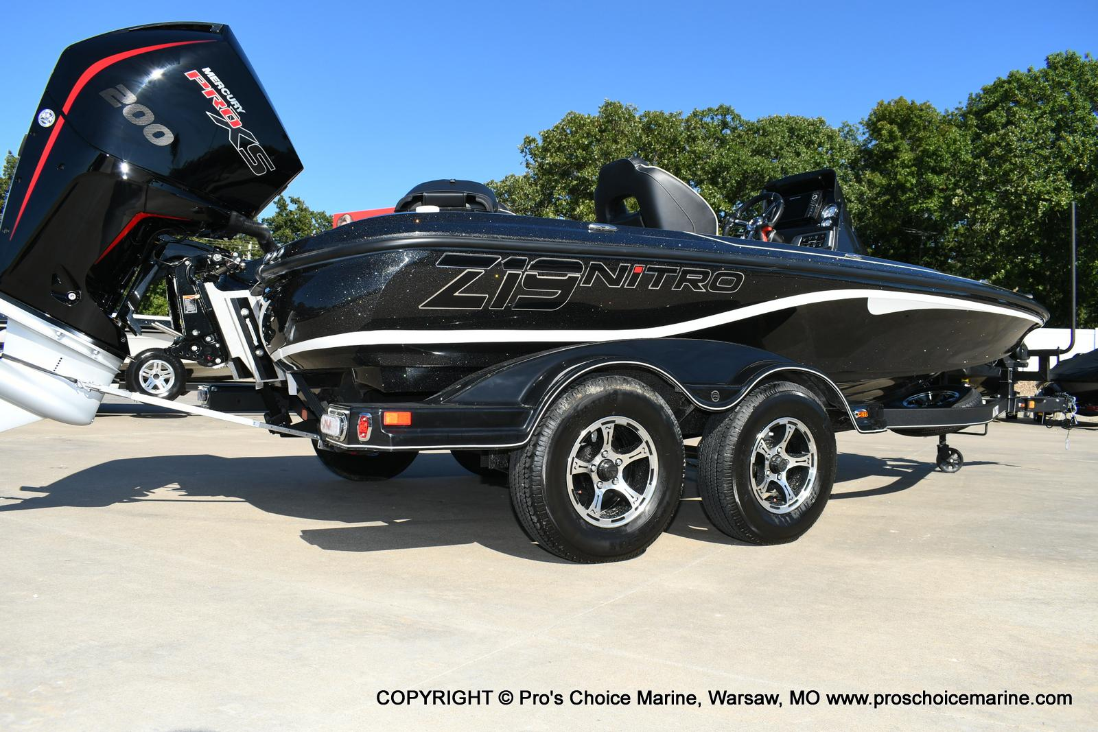 2020 Nitro boat for sale, model of the boat is Z19 pro package & Image # 4 of 50