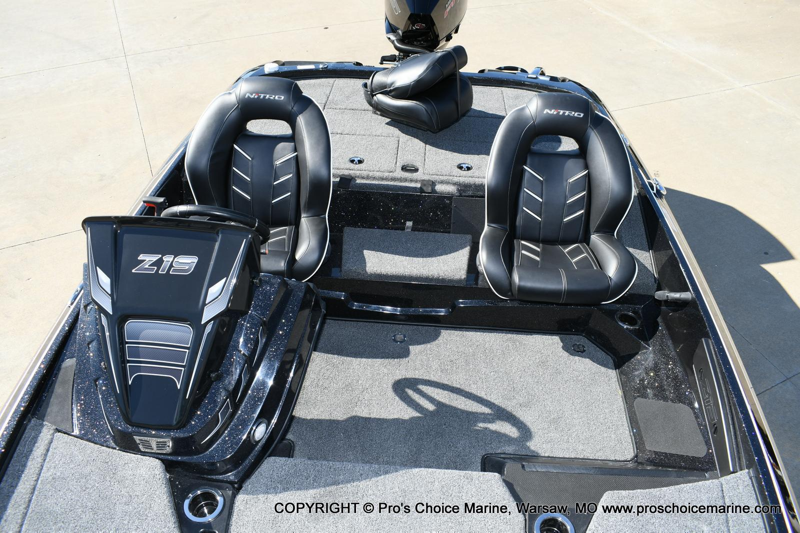2020 Nitro boat for sale, model of the boat is Z19 pro package & Image # 46 of 50