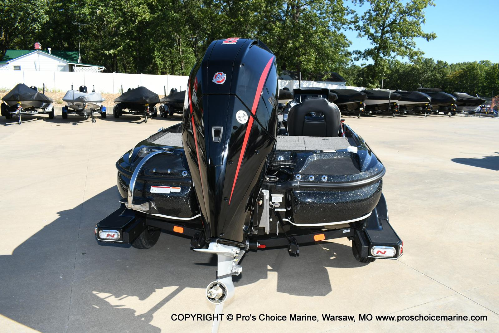 2020 Nitro boat for sale, model of the boat is Z19 pro package & Image # 6 of 50