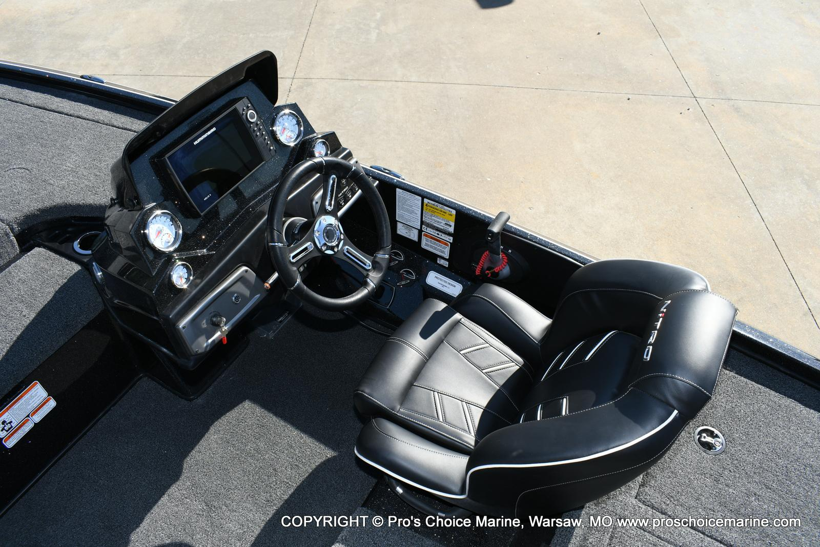 2020 Nitro boat for sale, model of the boat is Z19 pro package & Image # 9 of 50