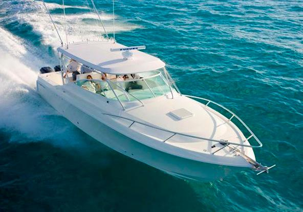 2012 contender 40 express for sale