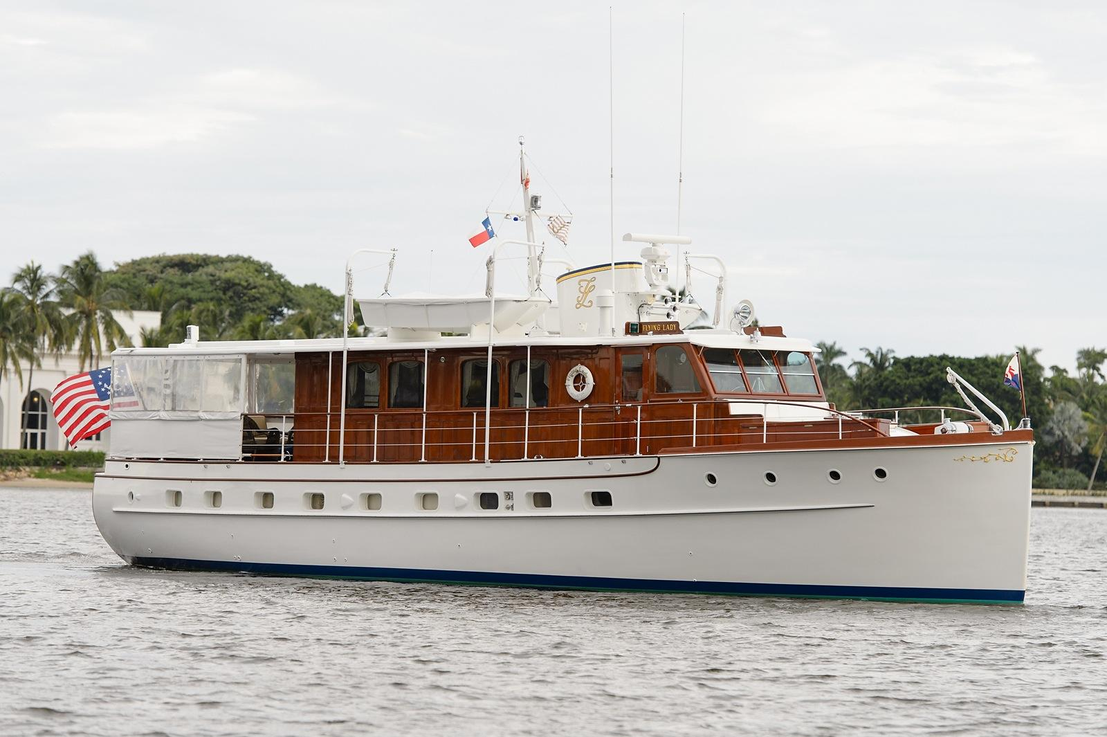 61 Trumpy Mathis 1937 Flying Lady For Sale In Palm Beach