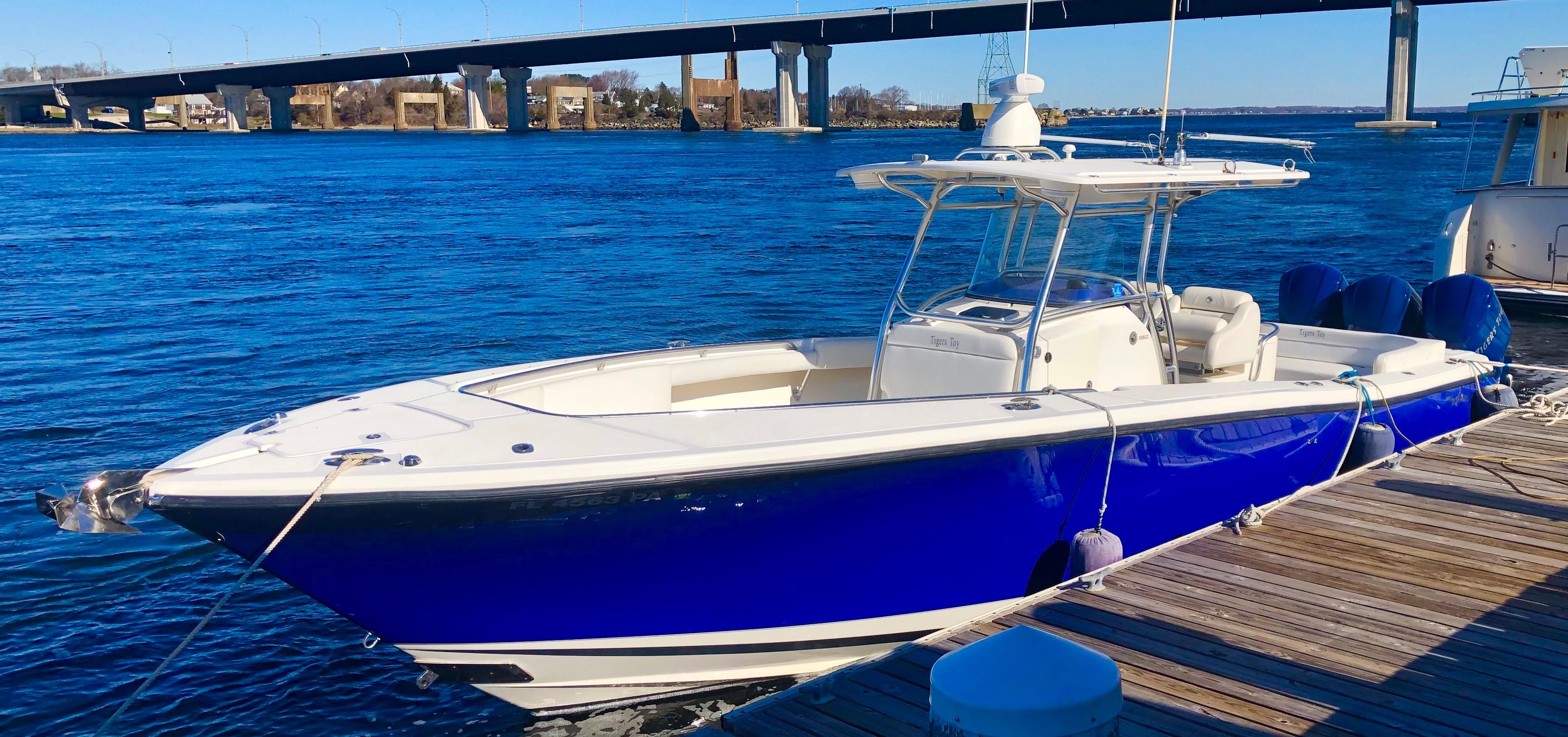 Edgewater Boats For Sale >> 38 Edgewater Tigers Toy 2010 Portsmouth Denison Yacht Sales
