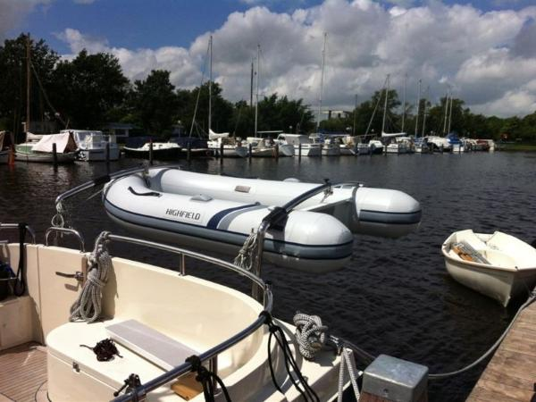 2019 Highfield boat for sale, model of the boat is UL 290 & Image # 2 of 5