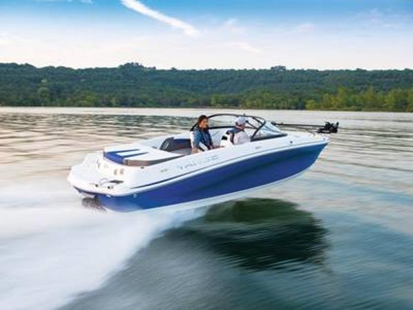 2021 Tahoe boat for sale, model of the boat is 500 TF & Image # 1 of 1