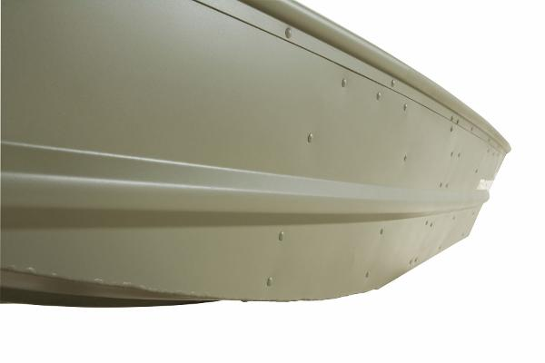 2015 Tracker Boats boat for sale, model of the boat is Topper 1036W Riveted Jon & Image # 4 of 7