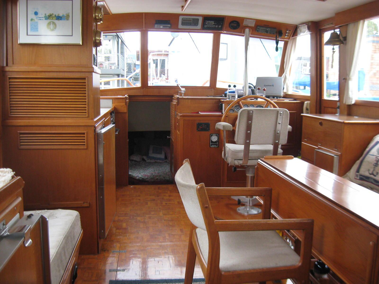 42 grand banks 1983 talisman for sale in seattle for 41 ft mainship grand salon