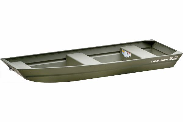 2015 TRACKER BOATS TOPPER 1232 RIVETED JON for sale