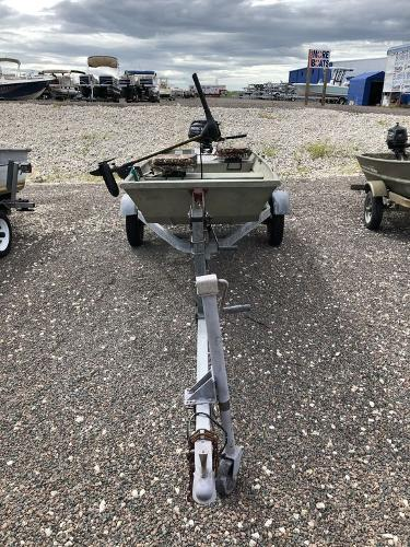 2013 Smoker Craft boat for sale, model of the boat is Jon 1232 & Image # 1 of 4