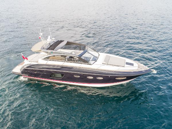 Princess Motor Yacht Sales - Used Princess V48 Open