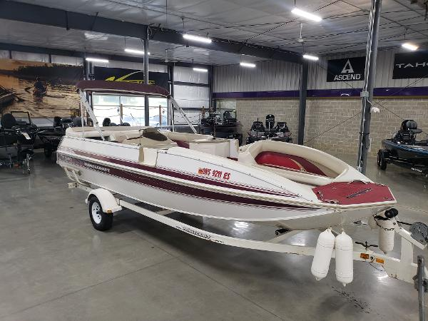 1999 Princecraft boat for sale, model of the boat is Vacanza 240 io & Image # 3 of 34