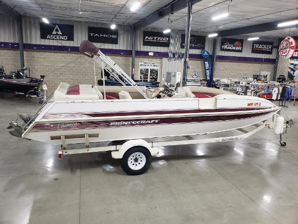 1999 Princecraft boat for sale, model of the boat is Vacanza 240 io & Image # 4 of 34