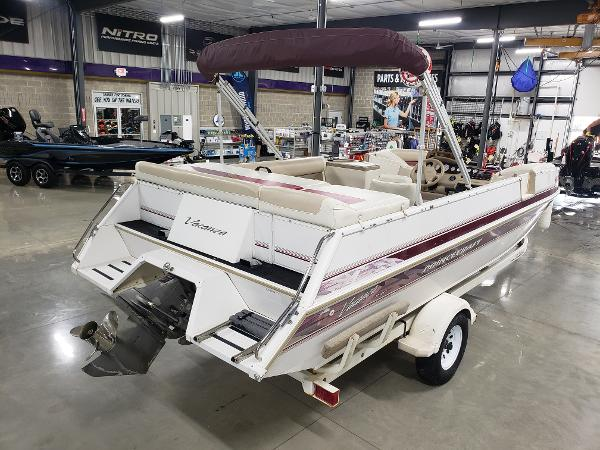 1999 Princecraft boat for sale, model of the boat is Vacanza 240 io & Image # 5 of 34