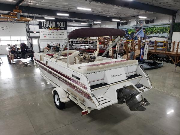 1999 Princecraft boat for sale, model of the boat is Vacanza 240 io & Image # 6 of 34