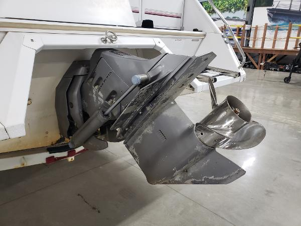 1999 Princecraft boat for sale, model of the boat is Vacanza 240 io & Image # 8 of 34