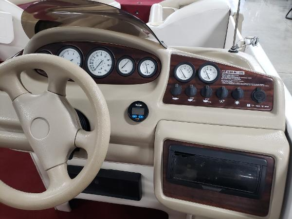 1999 Princecraft boat for sale, model of the boat is Vacanza 240 io & Image # 22 of 34