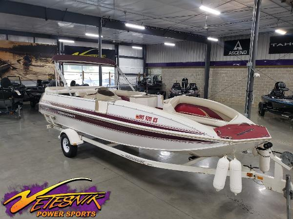 1999 Princecraft boat for sale, model of the boat is Vacanza 240 io & Image # 1 of 34