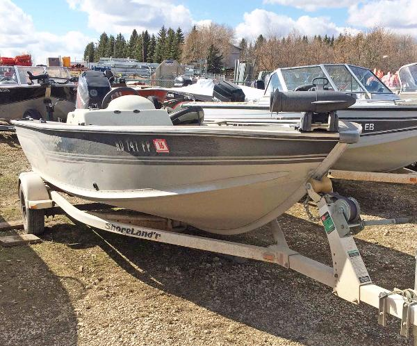 2001 ALUMACRAFT PRO 170CS for sale