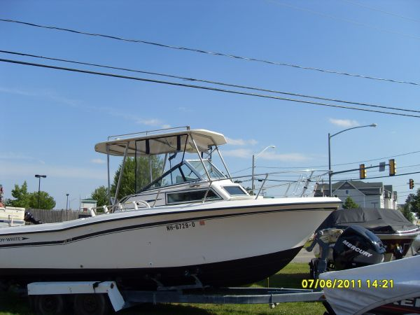 1986 Grady White Seafarer 22 WA For Sale