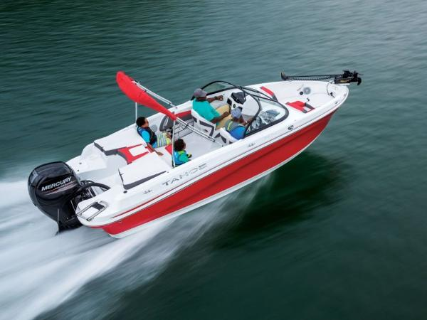 2021 Tahoe boat for sale, model of the boat is 550 TF & Image # 1 of 1