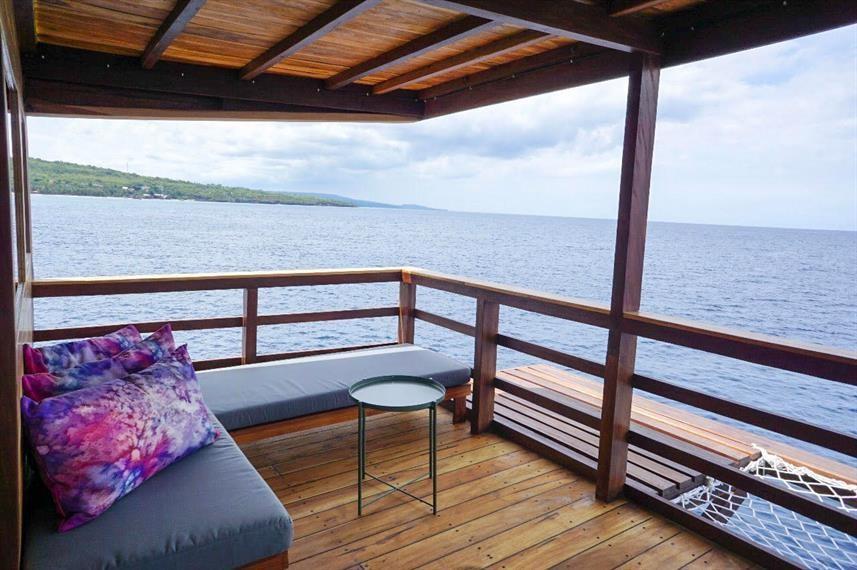 VIP Cabin Terrace