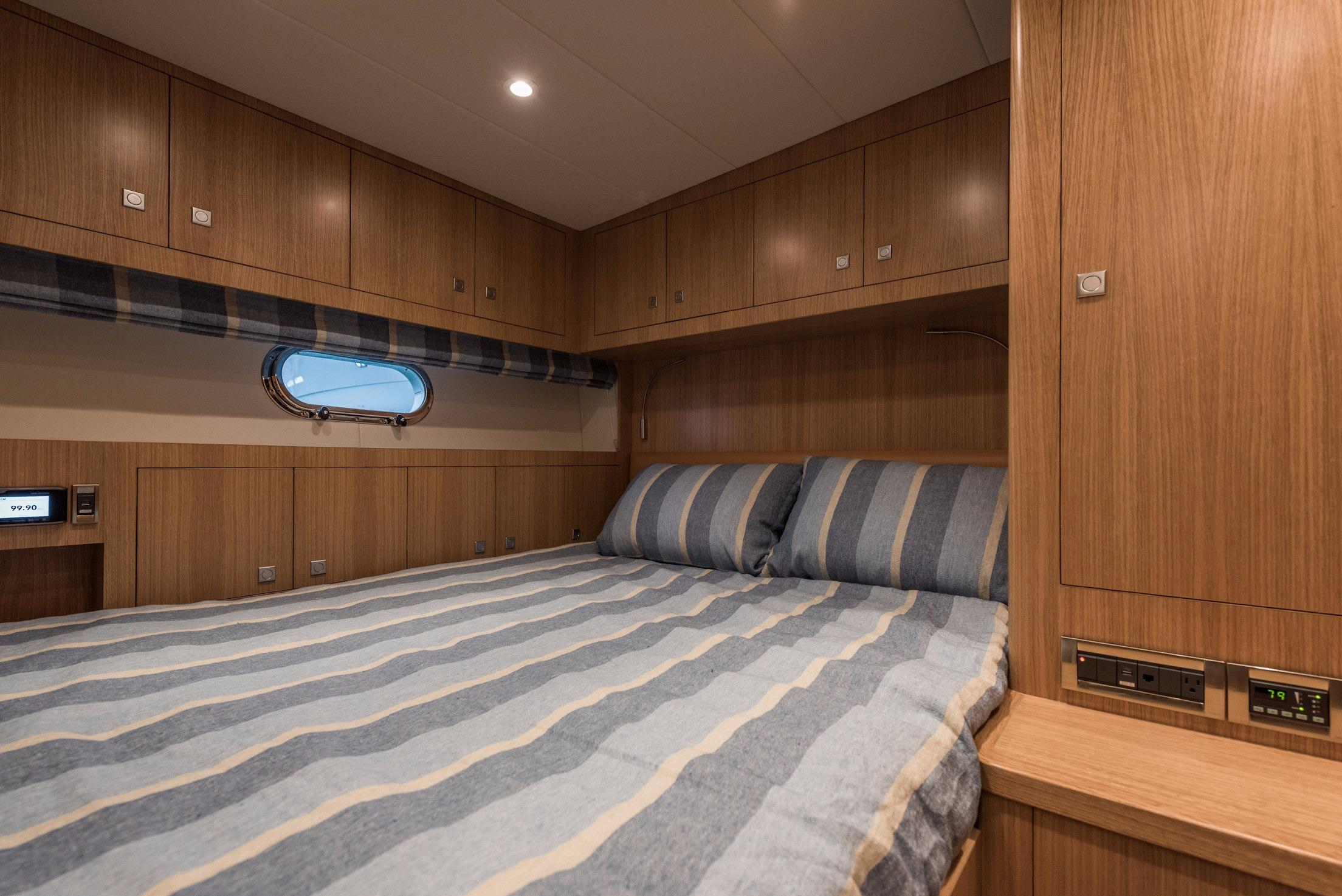 Manufacturer Provided Image: Captain's Cabin
