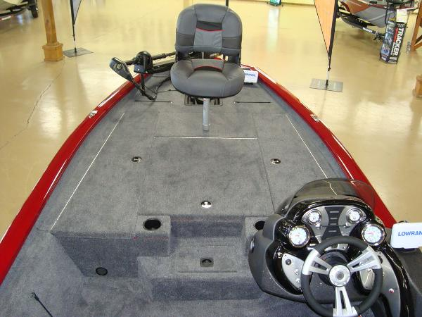 2021 Tracker Boats boat for sale, model of the boat is Pro Team™ 190 TX Tournament Ed. & Image # 7 of 16