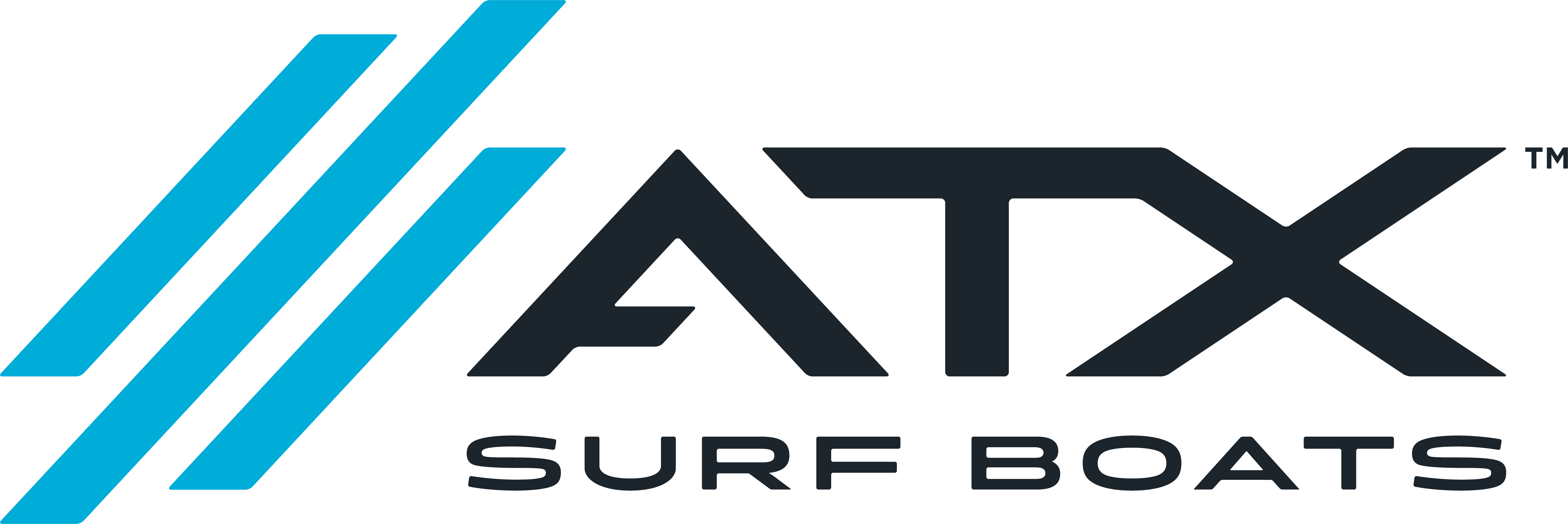 ATX Surf Boats logo