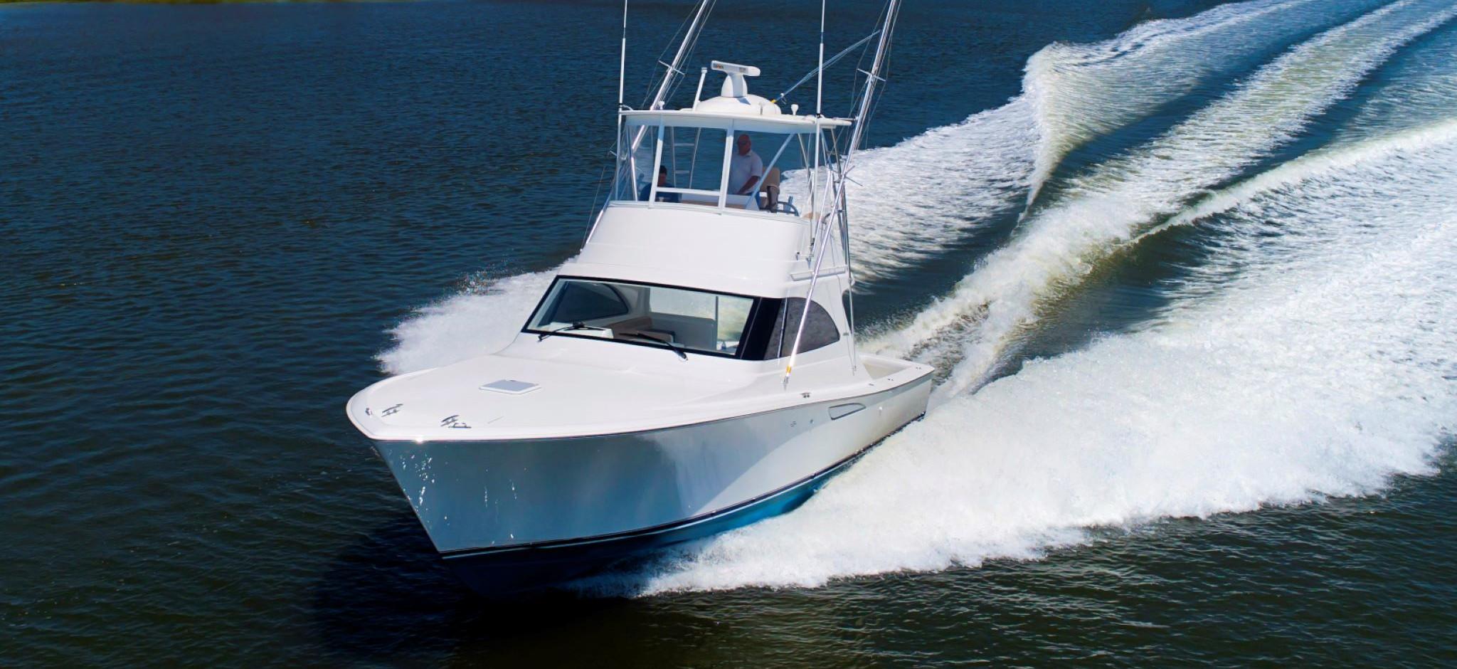 2019 Viking 38 Billfish