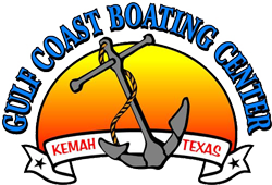 GULF COAST BOATING CENTER logo