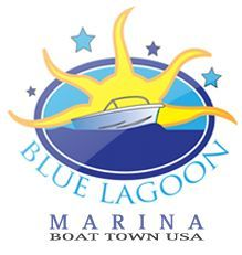 Blue Lagoon Boating Center - Blue Lagoon Boating Center logo