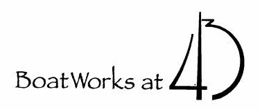 BoatWorks at 43logo