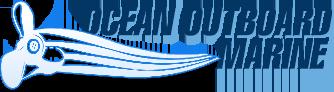 Amelia Island's Ocean Outboard Marine logo