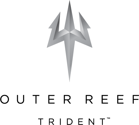Outer Reef Trident logo