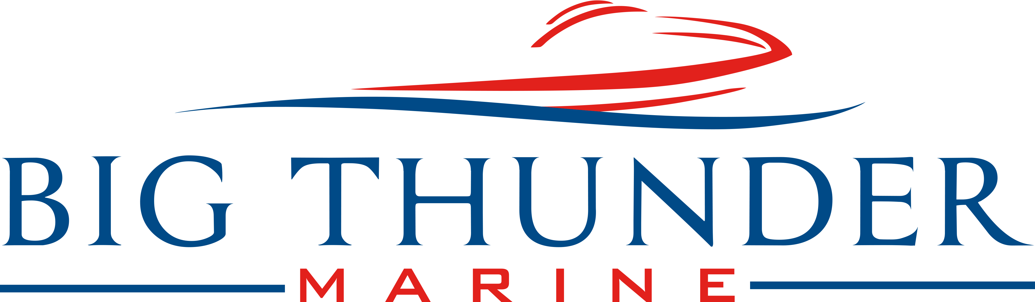 Big Thunder Marine - Big Thunder Marine logo