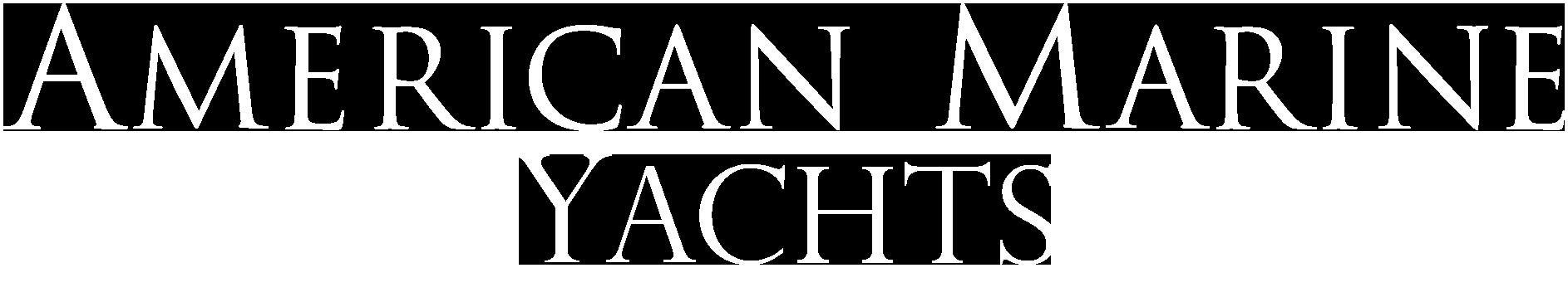 American Marine Yachts logo