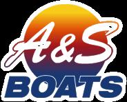 A & S Boats logo