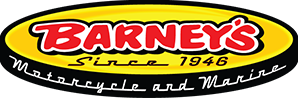 Barney's Motorcycle & Marine of St. Pete logo