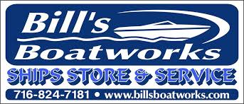 Bill's Boat Works logo