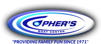 Copher's Boat Center logo