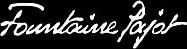 Fountaine Pajot brand logo