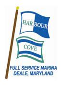 Harbour Cove Marina logo